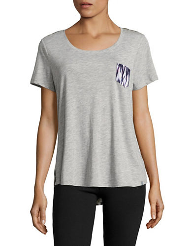 Marc New York Performance Printed Patch T-Shirt-LIGHT HEATHER GREY NAVY-Large 89020057_LIGHT HEATHER GREY NAVY_Large