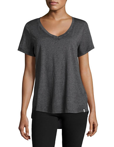 Marc New York Performance V-Neck T-Shirt-BLACK-Medium 89020066_BLACK_Medium