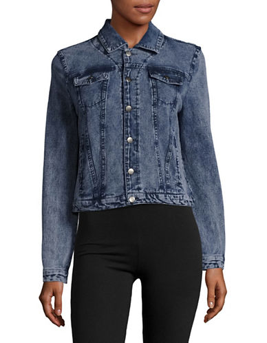 Marc New York Performance Knit Denim Jacket-BLUE-Medium 89241457_BLUE_Medium