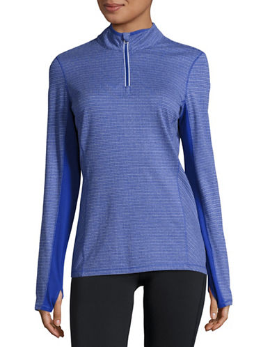 Marc New York Performance Active Quarter-Zip Top-CERULEAN-Medium 88887620_CERULEAN_Medium
