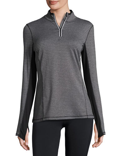 Marc New York Performance Active Quarter-Zip Top-BLACK-X-Small 88887613_BLACK_X-Small