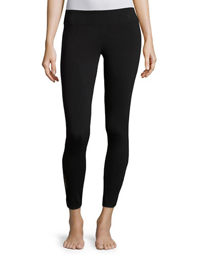 Marc New York Performance Side Keyhole Leggings-BLACK-Medium 88920394_BLACK_Medium