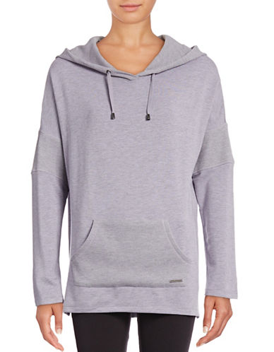 Marc New York Performance Waffle Panel Hoodie-LILAC HEATHER-X-Large 88860276_LILAC HEATHER_X-Large