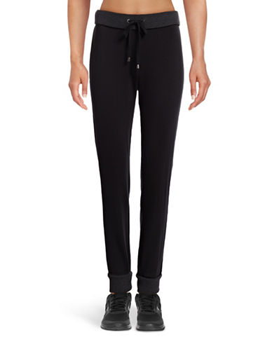 Marc New York Performance Thermal Foldover Joggers-BLACK-Medium 88840615_BLACK_Medium