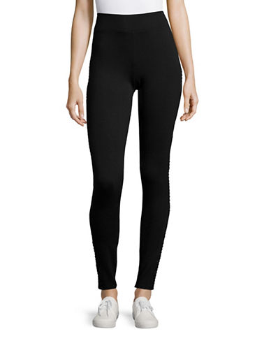 Marc New York Performance Rhinestone Studded Leggings-BLACK-Medium 88860193_BLACK_Medium
