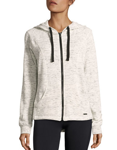 Marc New York Performance Slub Knit Zip Hoodie-WHITE-X-Large 88585385_WHITE_X-Large