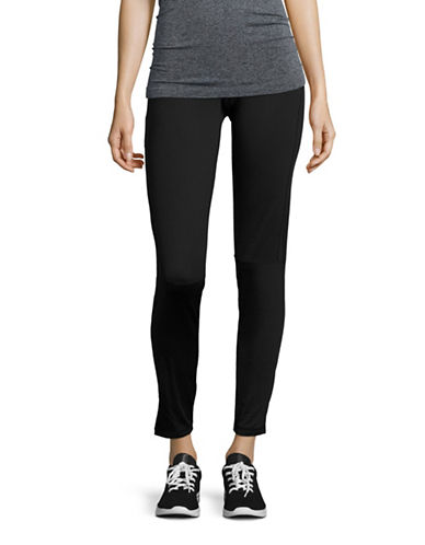 Marc New York Performance Active Stretch Leggings-BLACK-Medium 88752026_BLACK_Medium