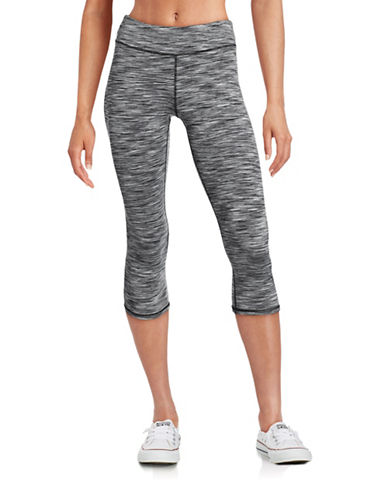 Marc New York Performance Printed Stretch Capris-BLACK-X-Large 88427470_BLACK_X-Large