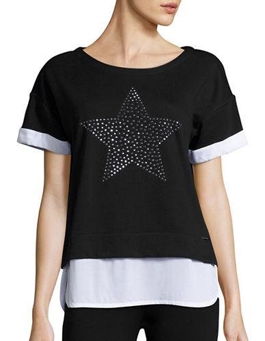 Marc New York Performance Rhinestone Fooler T-Shirt-BLACK-X-Large 88860213_BLACK_X-Large