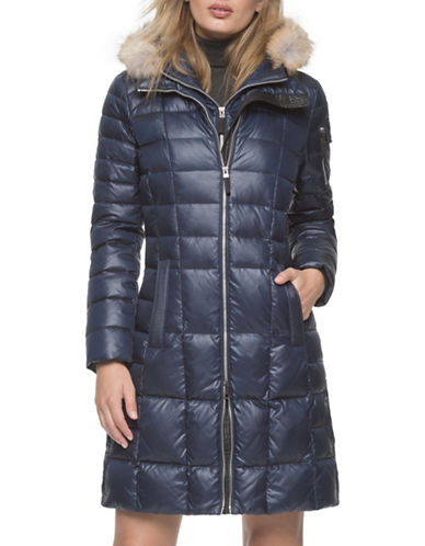Marc New York Lindsay Coyote Fur Puffer Coat-BLUE-Small 88493786_BLUE_Small