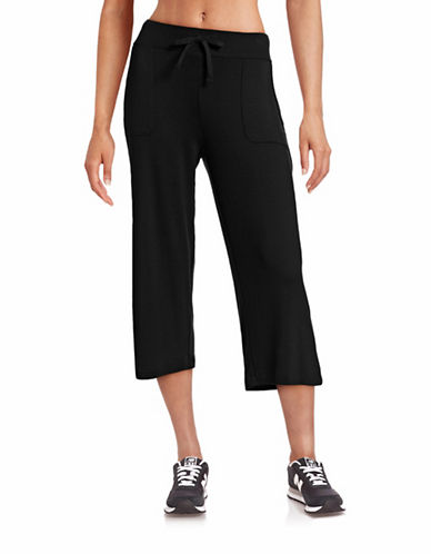 Marc New York Performance Drawstring Capri Pants-BLACK-Small 88427484_BLACK_Small