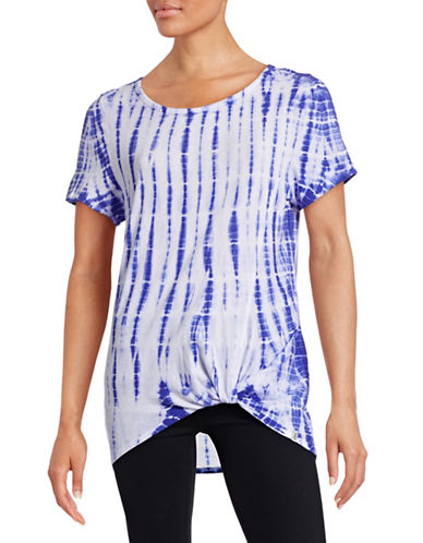 Marc New York Performance Tie-Dye Tee-DARK PURPLE-Small 88427504_DARK PURPLE_Small