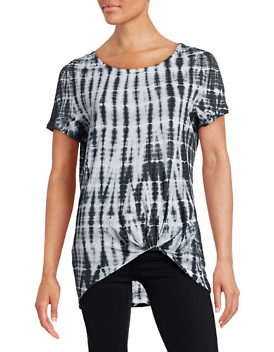 Marc New York Performance Tie-Dye Tee-BLACK-X-Small 88427501_BLACK_X-Small