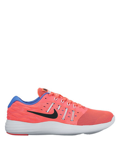 Nike LunarStelos Running Shoes-PINK-7 89049110_PINK_7