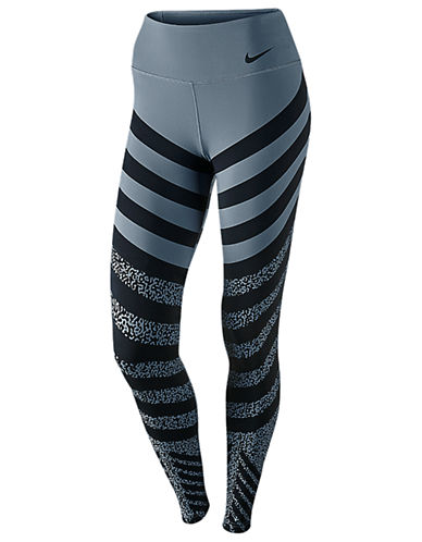 nike zebra leggings