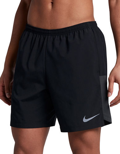 Nike Flex Running Shorts-BLACK-X-Large