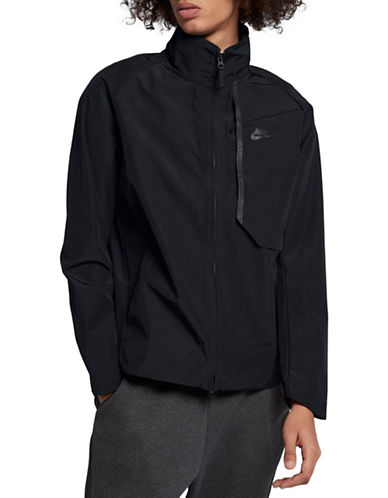 Nike Sportswear Tech Shield Jacket-BLACK-XX-Large 90030040_BLACK_XX-Large