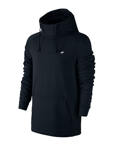 Nike Sportswear Modern Hoodie-BLACK-Large 88495976_BLACK_Large
