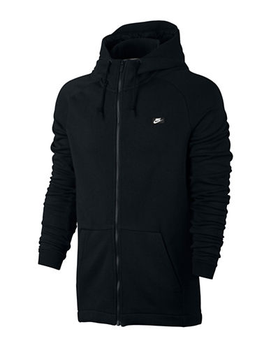 Nike Visor Tip Modern Hoodie-BLACK-Small 88559052_BLACK_Small