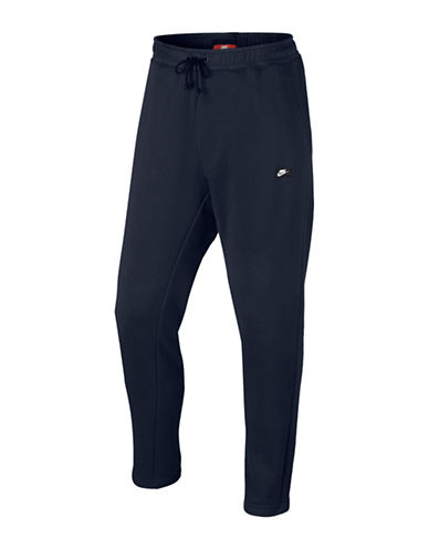 Nike Sportswear Lightweight French Terry Modern Pants-BLACK-Large 89434874_BLACK_Large