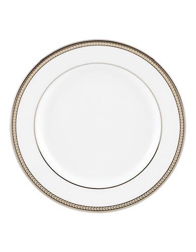Kate Spade New York Sonora Knot Butter Plate-WHITE-One Size