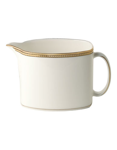 Kate Spade New York Sonora Knot Creamer-WHITE-One Size