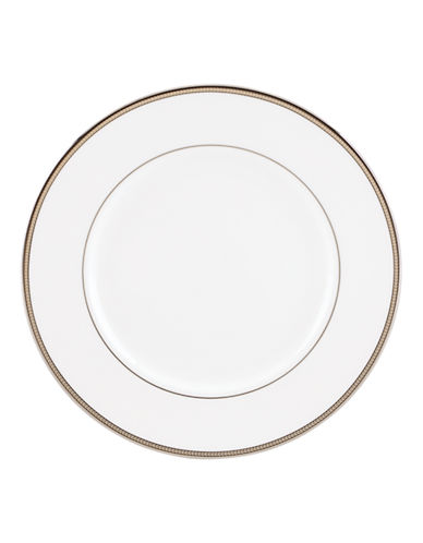 Kate Spade New York Sonora Knot Dinner Plate-WHITE-One Size