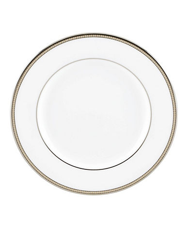 Kate Spade New York Sonora Knot Salad Plate-WHITE-One Size