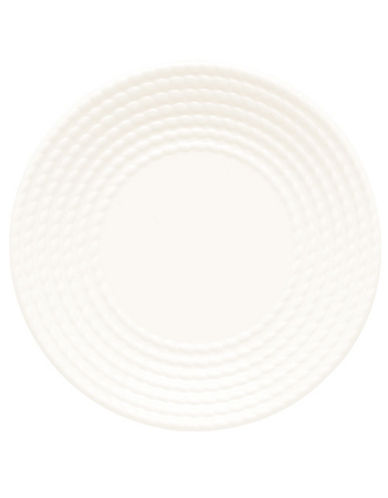 Kate Spade New York Wickford Saucer-WHITE-One Size