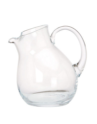 Lenox Fiesta Pitcher-CLEAR-One Size