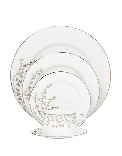 Kate Spade New York Gardner Street 5 Piece Place Setting-WHITE-One Size