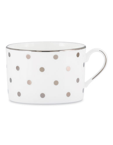 Kate Spade New York Larabee Road Can Cup-WHITE-One Size