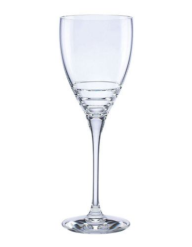Kate Spade New York Percival Place Goblet-CLEAR-One Size
