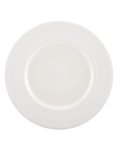 Kate Spade New York Fair Harbor Dessert Plate-WHITE-One Size