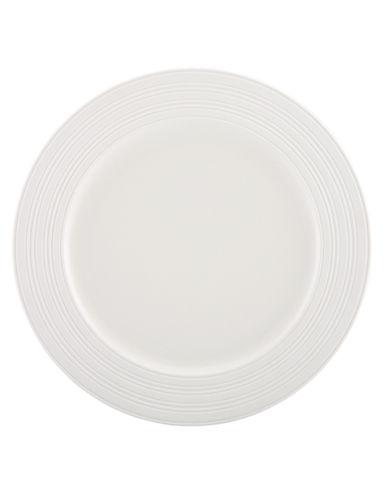 Kate Spade New York Fair Harbor Round Platter-WHITE-One Size