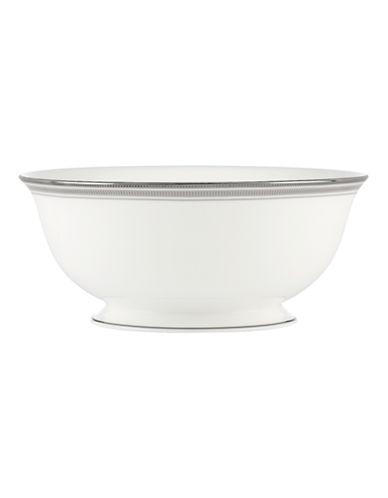 Kate Spade New York Palmetto Bay Serving Bowl-WHITE-One Size