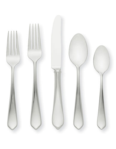 Kate Spade New York Magnolia Drive Five-Piece Flatware Set-STAINLESS STEEL-One Size