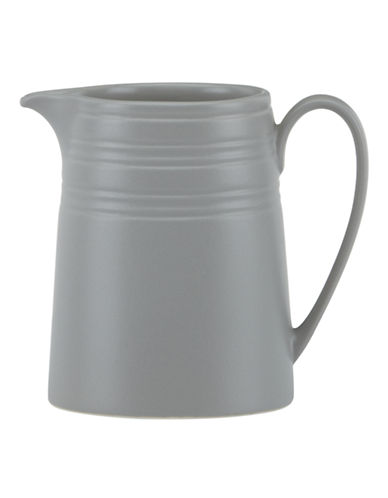 Kate Spade New York Fair Harbor Creamer-GREY-One Size