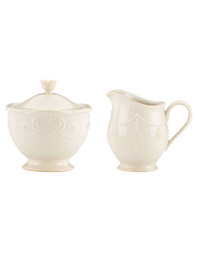 Lenox French Perle   White-WHITE-One Size