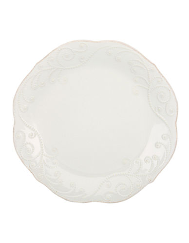 Lenox French Perle Dinner Plate-WHITE-One Size