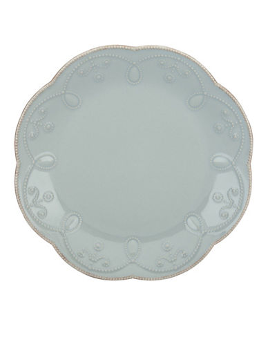 Lenox French Perle Accent Plate-BLUE-One Size