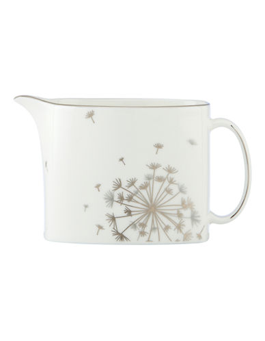 Kate Spade New York Dandy Lane Creamer-WHITE-One Size