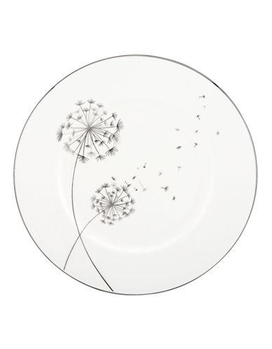 Kate Spade New York Dandy Lane Dinner Plate-WHITE-One Size