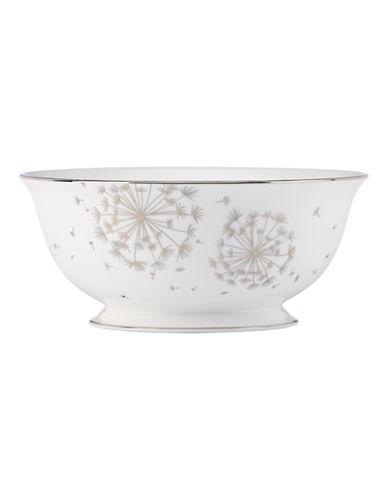 Kate Spade New York Dandy Lane Serving Bowl-WHITE-One Size