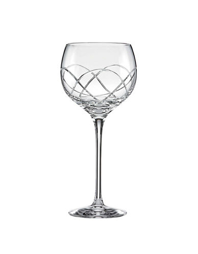 Kate Spade New York Annandale Goblet-CLEAR-One Size