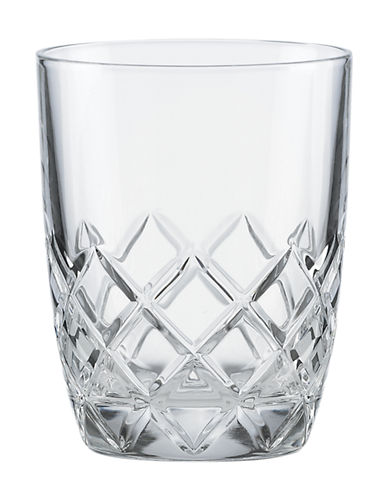 Kate Spade New York Downing Cuts Avenue Double Old Fashion Set of 2-CRYSTAL-One Size
