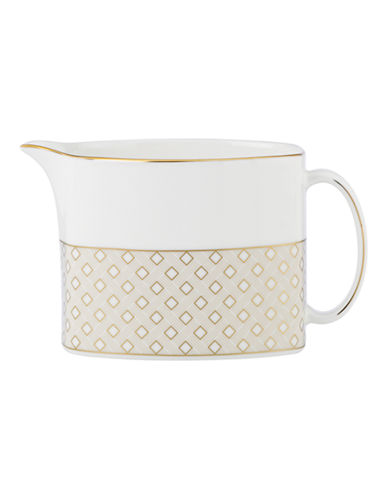 Kate Spade New York Waverly Pond Creamer-WHITE-One Size