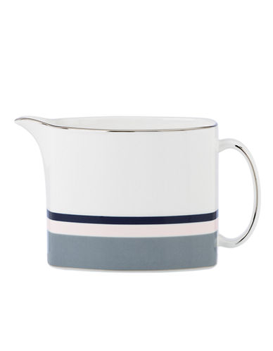 Kate Spade New York Mercer Drive Creamer-WHITE-One Size