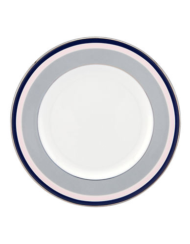 Kate Spade New York Mercer Drive Salad Plate-WHITE-8