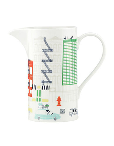 Kate Spade New York About Town Pitcher-MULTI-COLOURED-One Size